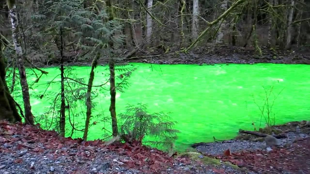 Goldstream's Green River - YouTube