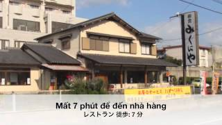 Cheap Student Dormitory In Kitakyushu (honjo Real Estate Corporation And Orio Aishin Junior College)