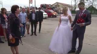 Обряд хлеб-соль на свадьбе