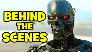 Making of TERMINATOR 6 DARK FATE Behind The Scene Clips & Bloopers