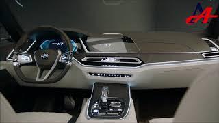 BMW X7 2018 test drive