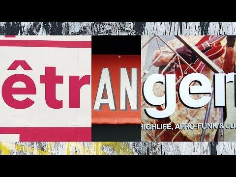 Смотреть клип Taïro - Étranger