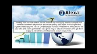Alexa Ranking To Improve Your Business - Alexa Rank from $55