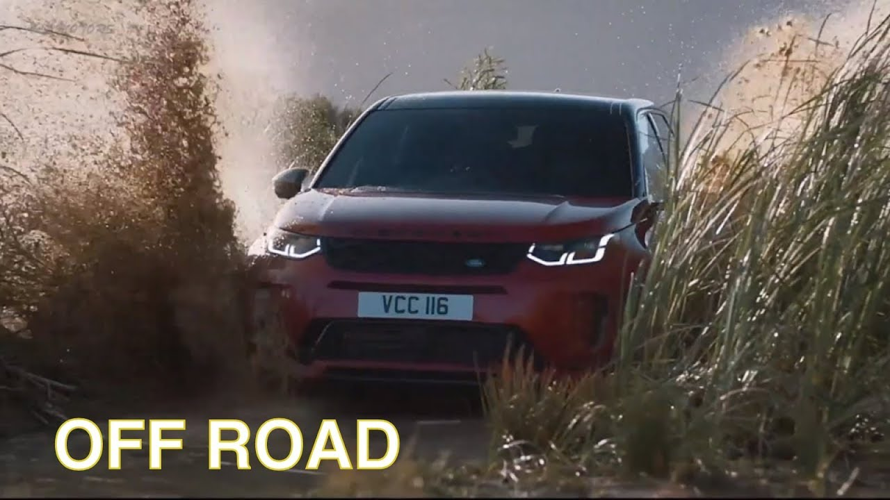 DISCOVERY SPORT 2020 - Extreme Offroad