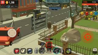 Zombie Ground IO Android Gameplay