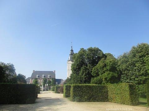 Tuinen van Hoegaarden - Park van de stilte door Catherine en Tine