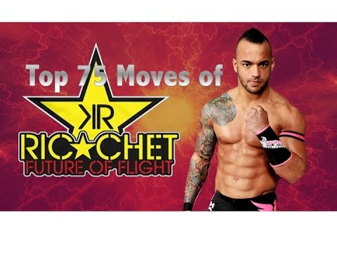 Top 75 Moves of Ricochet (Prince Puma)