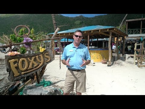 British Virgin Islands Update: Foxy's, Jost Van Dyke