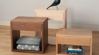Bedroom Side Tables | Bedroom Side Table Designs