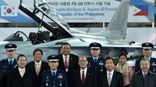 Philippines to Buy 12 fighter aircraft from South Korea