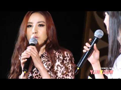 간미연(簡美妍) - Paparazzi & 미쳐가(要瘋了).110430.FanCam