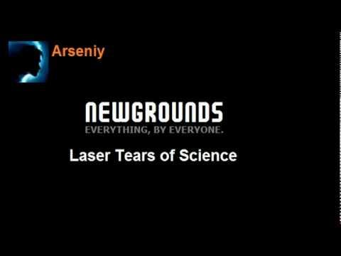 Arseniy - Laser Tears of Science