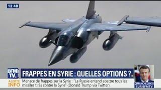 Comment frapper en Syrie sans risquer l'escalade?