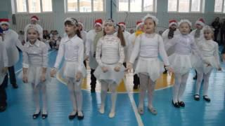 """Ёлки, шарики, хлопушки...3""""А"""" школа 20 Саров"""