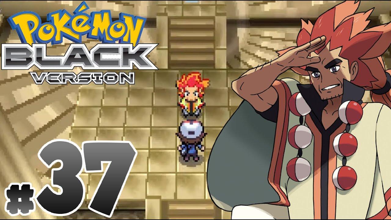 Pokemon: Black - Tam Çözüm#37 - FINAL : Şampiyon Alder