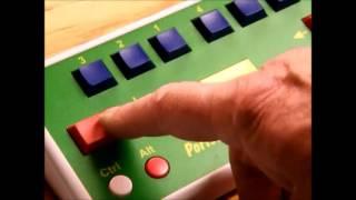 iPad Braille Keyboard