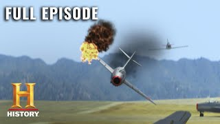 Dogfights: F-86 Sabres Battle at Extreme Speeds in the Korean War | Full Episode | History