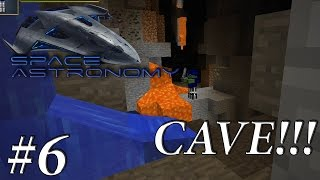 Ketemu Cave - Minecraft Space Astronomy Indonesia #6