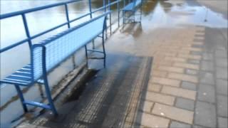 wateroverlast beverwijk 28 7 14 door Martijn Hiemstra