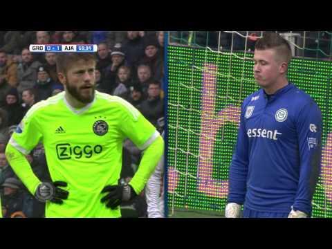 Samenvatting FC Groningen - Ajax 1-2