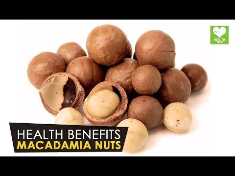 Macadamia nut health