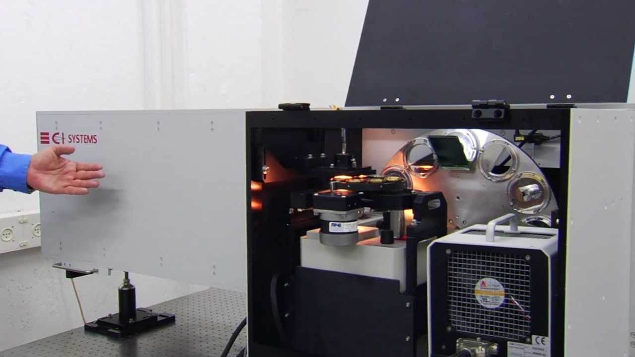 MTF Station - OptiShop | Electro-Optical Test Systems | Ci Systems