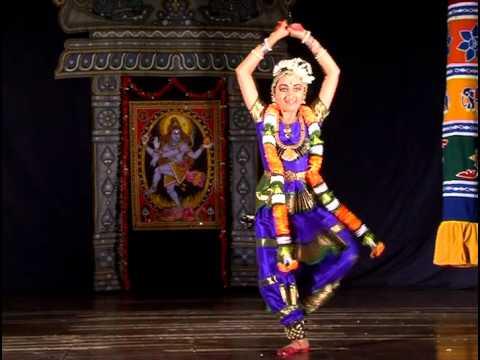 Harshitha Venkatesh  Arangetram  Aandaal kauthvam