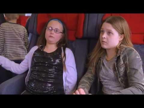 barn fly alene Kristiansand