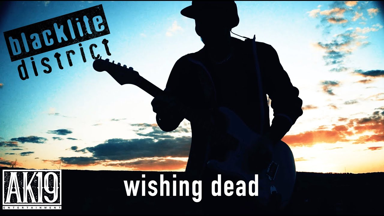 blacklite district - wishing dead (OFFICIAL MUSIC VIDEO)
