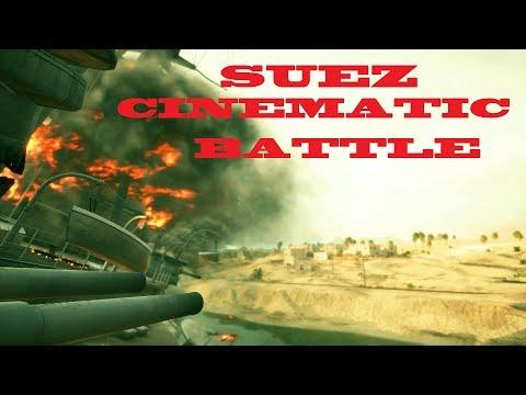 Battlefield 1 - Suez Cinematic Battle