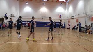 XXX МСИ по волейболу ФИНАЛ РАНХиГС-РУДН 3:0
