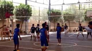 15th CBSE Kuwait Cluster Volleyball Tournament  ( UIS vs CSK )