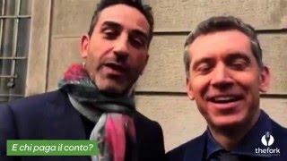 Le interviste di TheFork: protagonisti Matteo Viviani e Andrea Agresti