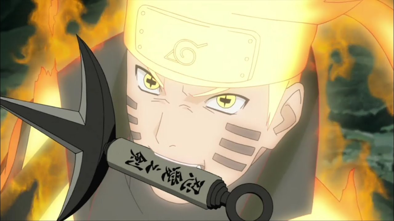 Naruto Shippuden Ep 6 - Year of Clean Water