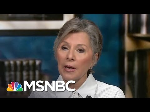 Senator Barbara Boxer: Donald Trump Goes So Low | MSNBC