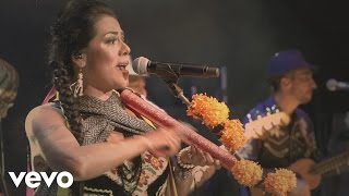 Lila Downs - Humito de Copal / Spoken Words (Concierto en Vivo)