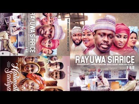 Download RAYUWA SIRRI CE 1&2 LATEST HAUSA FILM  /ALI NUHU / BILKISU ABDULLAHI / MASAUDA IBRAHIM