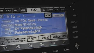 Американське супутникове радіо SiriusXM