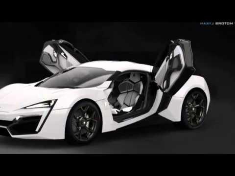 Hyper Sport 2017 >> 2017 Lykan Hypersport Extreme Speed Youtube