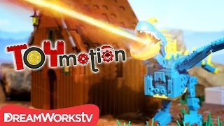 Stormfly Burps Up a Storm I TOYMOTION