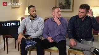Baixar Interview  Anthony Sadler, Spencer Stone, Alek Skarlatos