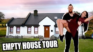 Empty House Tour WE BOUGHT A HOUSE