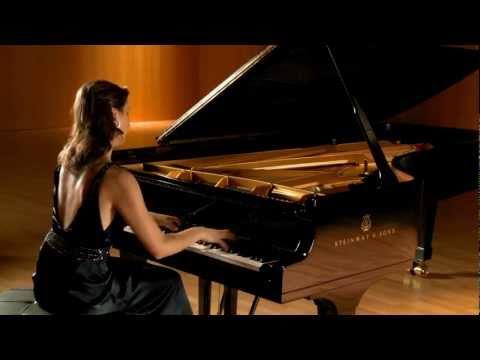 Cristina Casale plays Rachmaninov G minor Prelude Op. 23 No. 5
