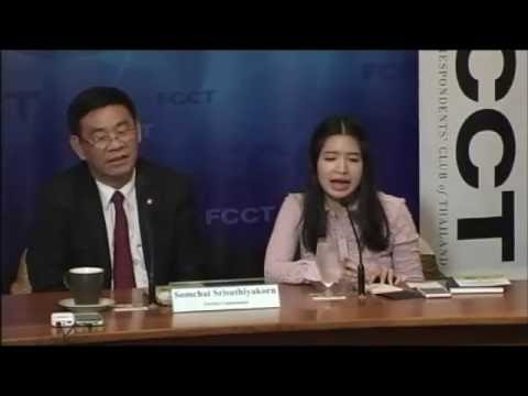 An evening with Thailand's Election Commission, 30 June 2016