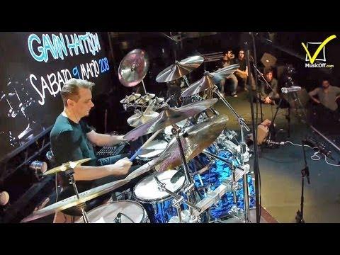 Gavin Harrison Drum Kit - Sonor & Zildjian