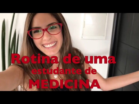 Vlog - Rotina de uma estudante de medicina | Camila Karam