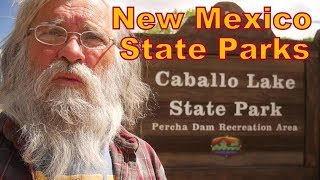 Cheap Camping - NM State Parks Caballo Lake