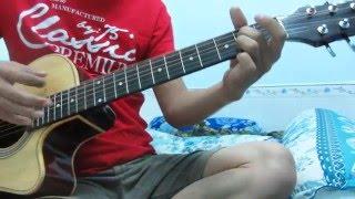 Mãi Mãi Một Tình Yêu - Toàn Đoàn Guitar Cover