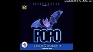 Q Chillah Ft. Kivurande Jr - Popo (Official Audio Music)