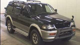 1996 Mitsubishi Challenger K96W